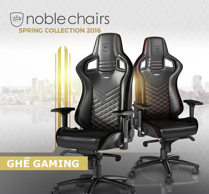 ghế game châu Âu Noble Chairs