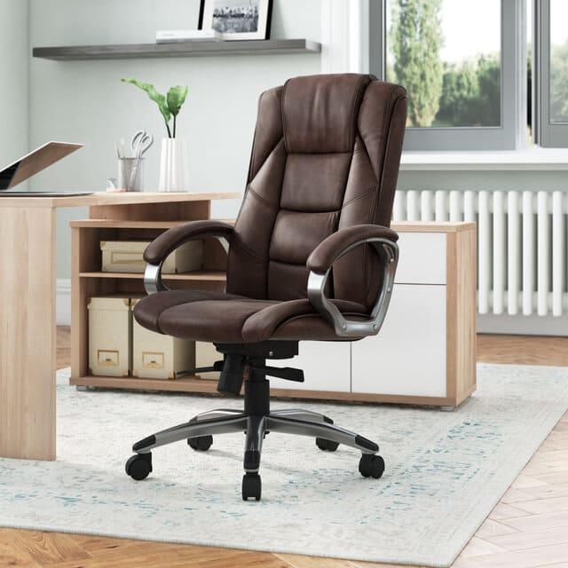 Ghế da văn phòng