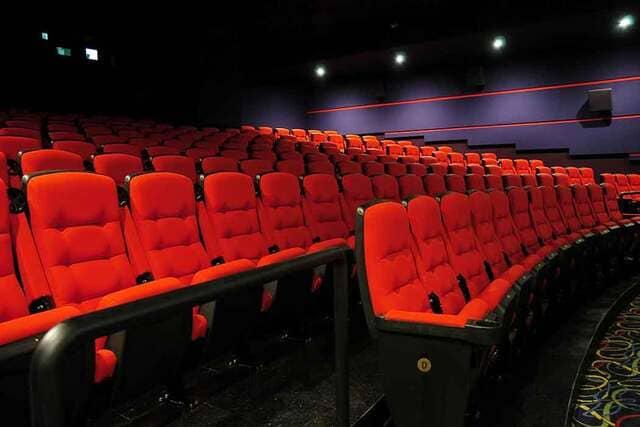 Những lưu ý khi chọn ghế xem phim trong rạp CGV