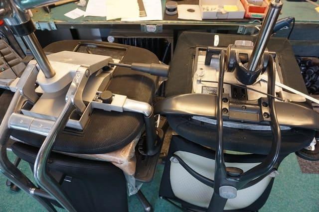 Bọc ghế văn phòng - Ghế Văn Minh