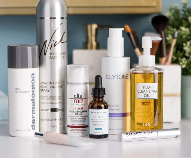 Các sản phẩm chăm sóc tóc