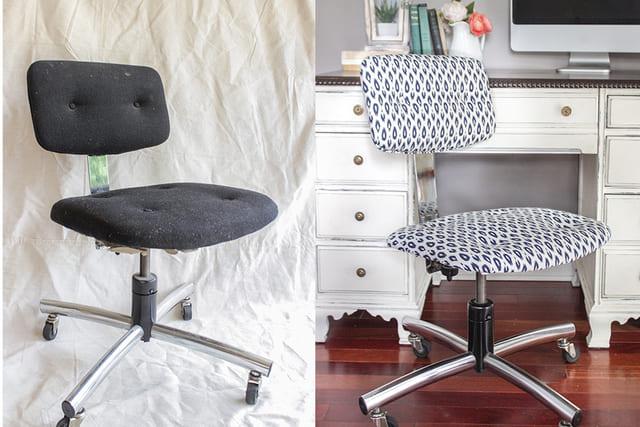 Chất liệu vải dùng để bọc ghế văn phòng
