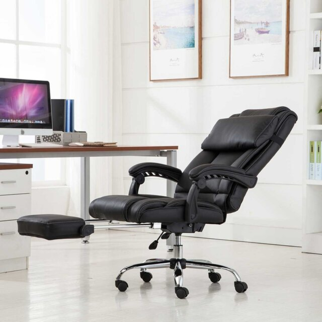 Đặc điểm của ghế văn phòng cao cấp