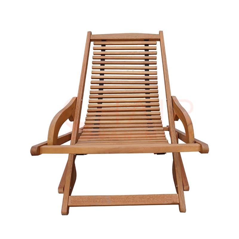 Ghế thư giãn bằng gỗ