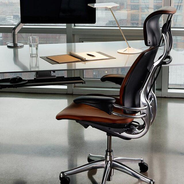 Kiểu dáng ghế văn phòng cao cấp