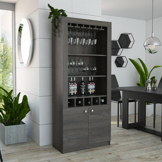 Tủ đựng rượu vang hiện đại