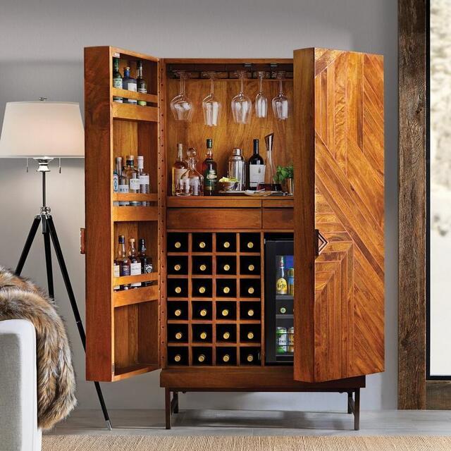 Cùng tìm hiểu tủ đựng rượu vang là gì?