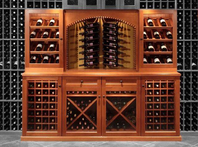 Tủ rượu vang